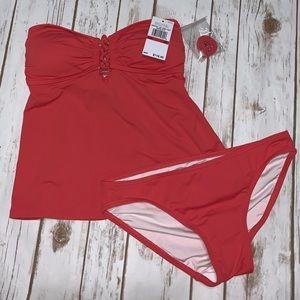 NWT Michael kors coral reef swim suit